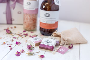 Build Your Own Eco Luxe Pamper Gift - gifts for her