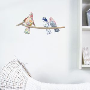 Liberty 'Together' Bird Mobile - baby's room