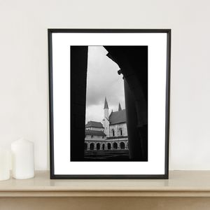 Fontevraud Abbey, Chinon, France Photographic Art Print