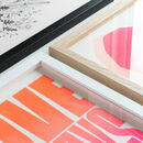 Framing service by Yve Print Co.