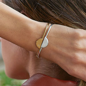 My Sun, My Moon Bangle - women's jewellery sale