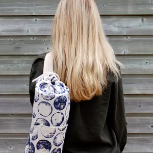 'La Luna' Yoga Mat Bag - health & beauty sale