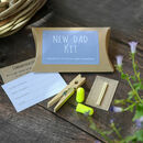 New Dad Kit Humorous Gift Set Letterbox Gift