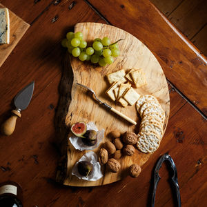 Ballyshane Live Edge Small Chopping Board - chopping boards