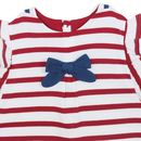Baby Girl French Designer Striped Romper