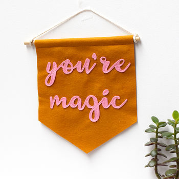You're Magic Mini Banner