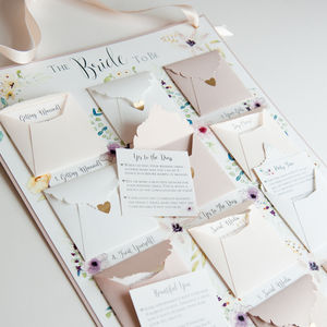 The Bride To Be Advent Planning Calendar - planners & records
