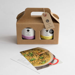 Build Your Own Chutney Duo Gift Box