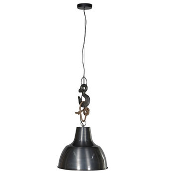 Industrial Metal Pendant Ceiling Light