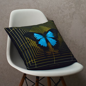 Deco Square Ulysses Cushion - cushions