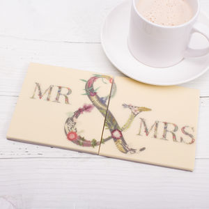 Couples, Mr And Mrs, Chocolate Gift Set Xmas Present - chocolates & confectionery