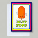 Best Pops Funny Happy Father's Day Dad Birthday Card