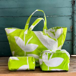 Bella Beach Bag Set