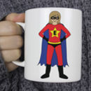 Superwoman Personalised Mug