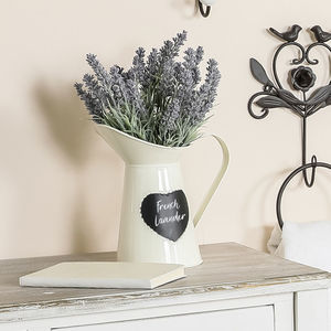 Personalised Traditional Country Cream Pitcher