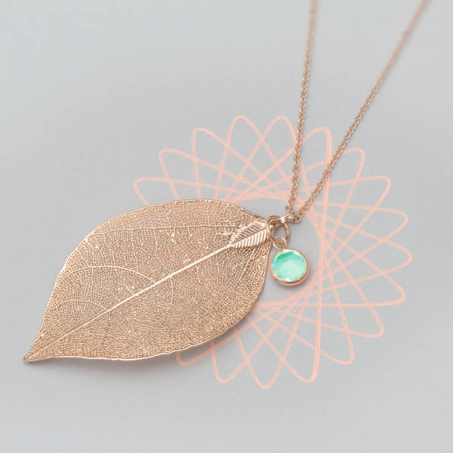 leaf product pendant susan panciera