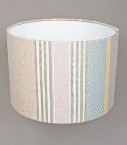 Mistley Stripe Lampshade Small