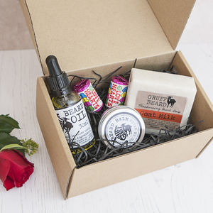 Ultimate Beard Gift Box - hair care