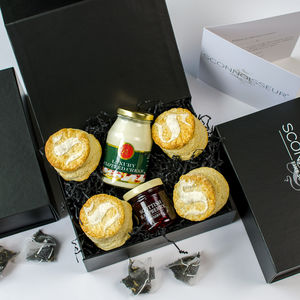 Cream Tea, Scones And Jam Subscription
