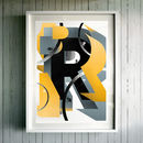 Ride Your Bike! Fine Art Giclée Cycling Print