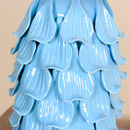 Contemporary Blue Ceramic Lamp Collection