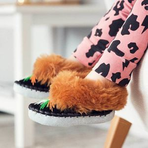 Childrens Auburn Sheepers Slippers - children's slippers