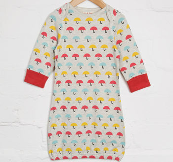 Brolly Print Sleepgown