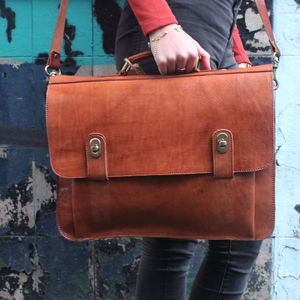 Brixton Briefcase - laptop bags & cases