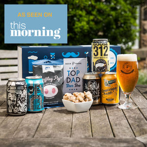 Top Dad Beery Gift Box - hampers