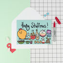 Happy Stuffmas Funny Christmas Card