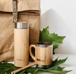 Sustainable Wake Cup Zero Waste Gift Set - our top new picks