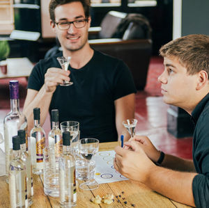 Blend Gin In An Independent London Distillery - stag party accessories