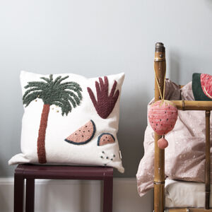Children's Needle Punch Palm Cushion
