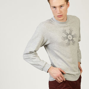 Men's Big Snow Sweatshirt