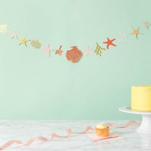 Coral And Starfish Garland - what's new