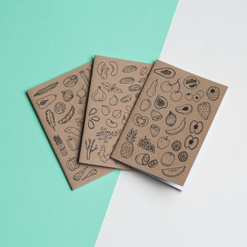 Vegan Notebooks Gift Set