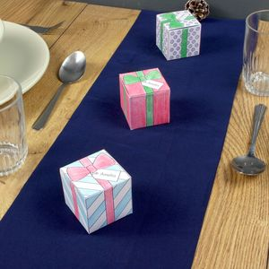 Personalised Diy Colouring In Present Favour Pack - wedding favours