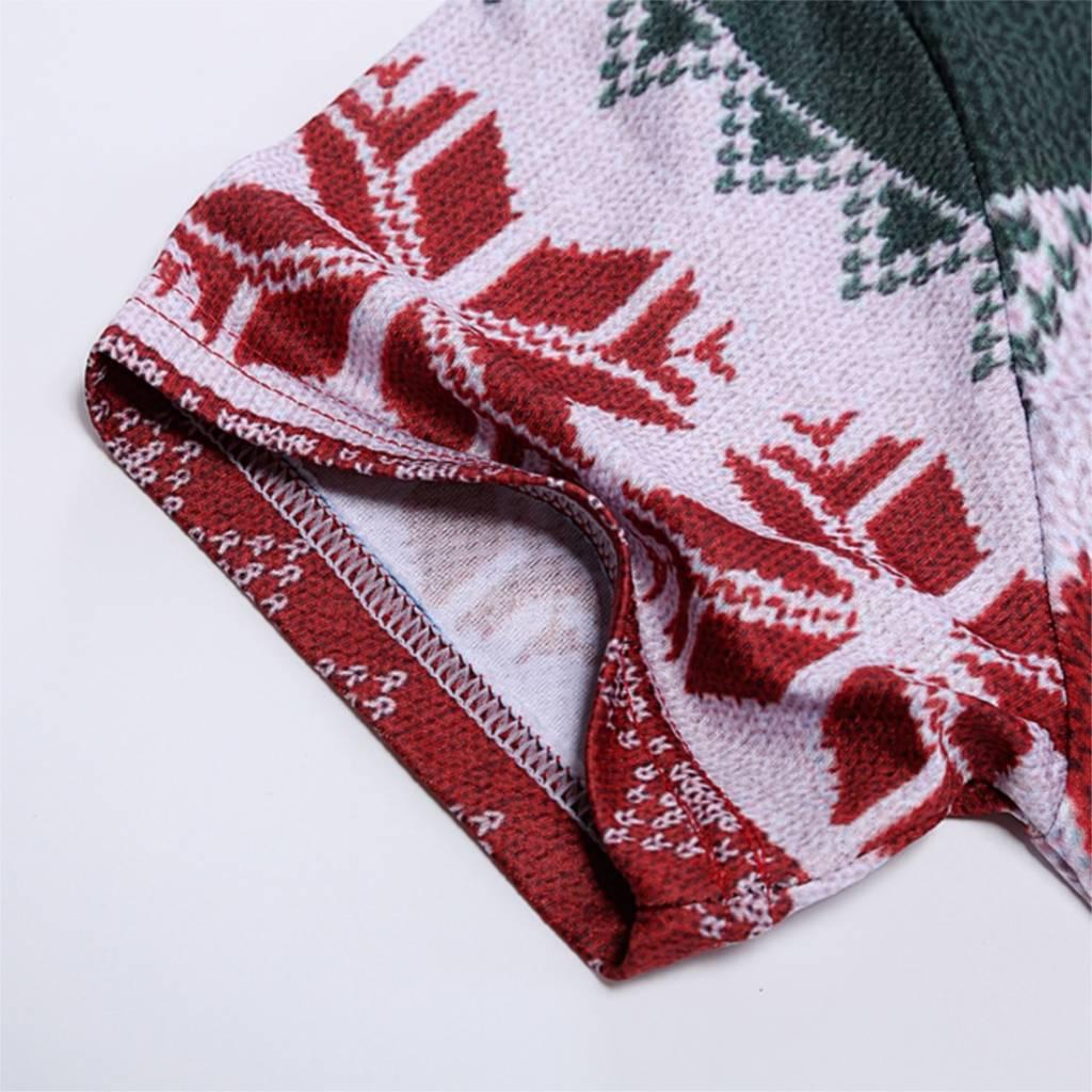 men s christmas jumper fitness running t shirt by redbear ... c80e2a6b9