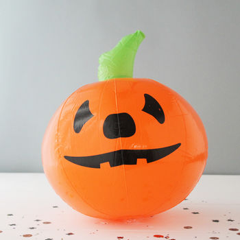Large Inflatable Halloween Pumpkin