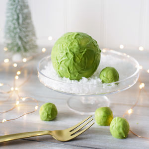 Giant Chocolate Brussels Sprout - gifts for teenagers