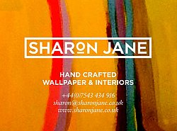 Sharon jane logo