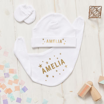 Personalised New Baby Gifts