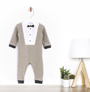 Baby Boys Jumpsuit For Special Occasions