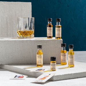 Premium Whisky Tasting Subscription - drinks connoisseur