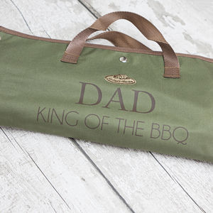 Personalised Bbq Tool Set - barbecue accessories