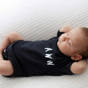 Aww Bodysuit - gifts: under £25
