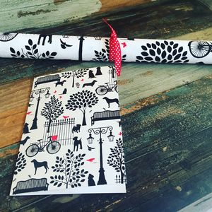 Wrapping Paper And Card Set - gift wrap sets