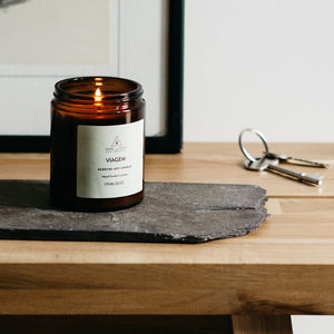 Coconut, Fig Leaf And Oregano Scented Candle - home inspiration