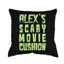 Personalised 'Scary Movie' Cushion
