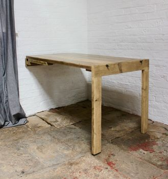 Holdsworth Picture Frame And Drop Down Dining Table